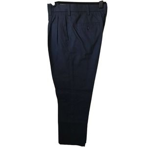 Croft & Barrow Easy Care Khaki Pleat Front Pants